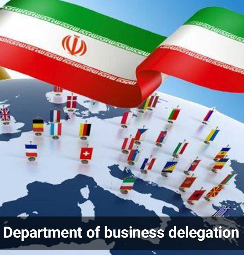 Department of business delegation