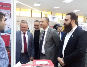 سیزدهمین نمایشگاه بین المللی صنعت ساختمان ارمنستان