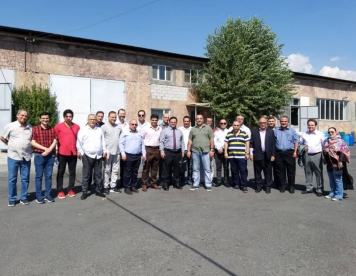 اعزام تجار ایرانی به ارمنستان 27 الی 30 آگوست 2019