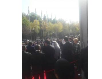 پاویون ایران در نمایشگاه تاجیکستان - آبان 98